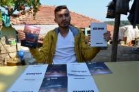 AFŞAR - MS Hastası Genç Üniversiteye Gidebilmek İçin Kitap Yazıyor
