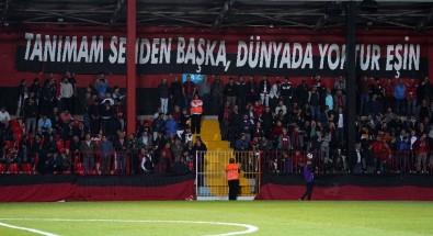 TFF 1. Lig Açıklaması Fatih Karagümrük Açıklaması 2 - Osmanlıspor Açıklaması 0