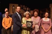 BÜLENT SEYRAN - 'Ahududu' Ceyhan'da Sahnelendi