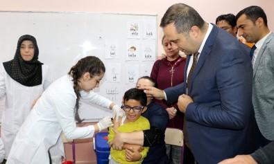 Aşı Korkusu Öğrencileri Hüngür Hüngür Ağlattı