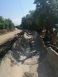 SAHILKENT - Finike Ve Kumluca'da Sulama Tesisleri Ve Kanallarına Bakım