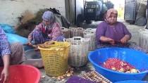 AFŞAR - Manisalı Kadınların Nar Ekşisi Mesaisi Başladı