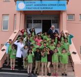 ŞEHİT UZMAN ÇAVUŞ - Mimar Sinan Şehit Uzman Çavuş Fırat Kılıç İlköğretim Okulu Öğrencilerinden Mehmetçiğe Selam