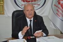 EMLAKÇıLAR ODASı - Oda Başkanı Ali Özgül, Gayri Menkul Alacakları Korsan Emlakçılara Karşı Uyardı
