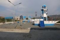 CEMAL GÜRSEL - Samandağ'da Çöp Toplama Alanı Kent Parka Dönüşüyor