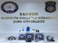 GAZ MASKESİ - Samsun'da Bonzai İmalathanesine Operasyon Açıklaması 1 Gözaltı