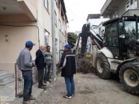 Lapseki'de Doğalgaz Çalışmaları Aralıksız Sürdürülüyor