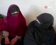 RAKKA - Suriye'de Yakalanan DEAŞ'lıların Arasında 2 Türk Kadın Çıktı