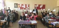 Taşlıçay'lı Öğrencilerden Barış Pınarı Harekatına Mektup