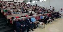 MESLEK EĞİTİMİ - GAÜN'de, Prof. Dr. Antalya'dan Hukuk Teorisi Konferansı