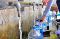 SERKAN KESKİN - 'Yaralı Pınar' İsimli Kaynak Suyu Hastaların Adresi Oldu
