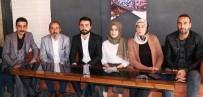 ALI KURT - İpekyolu Belediyespor Kulübü Basınla Bir Araya Geldi