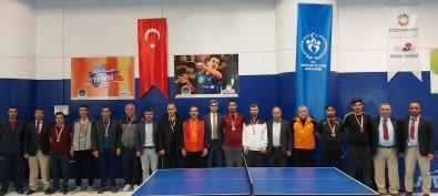 Masa Tenisi Öğretmenler Kupası'nda Sonuçlar Belli Oldu