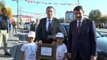İSMET YıLMAZ - Milli Eğitim Bakanı Ziya Selçuk Sivas'ta