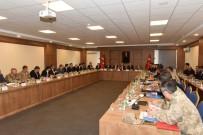 İL EMNİYET MÜDÜRLERİ - Suriye Görev Gücü Koordinasyon Toplantısı Yapıldı