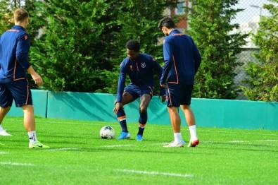 Başakşehir, Trabzonspor Maçı Hazırlıklarını Sürdürdü