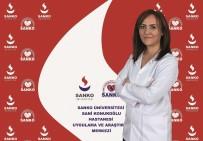 TÜRK TABIPLER BIRLIĞI - Dr. Burcu Gökalp Özcan SANKO'da