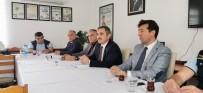 ORMAN VASFINI YİTİRMİŞ ARAZİ - 'Geleceğe Nefes-11 Milyon Fidan' Projesi, Marmaris'te Tanıtıldı