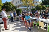 ESTONYA - Gönüllü Gençlerden Engellilere Ziyaret