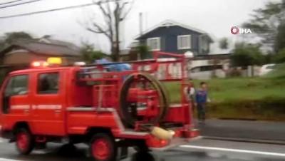 Japonya'da Şiddetli Yağış Sonucu 10 Kişi Hayatını Kaybetti