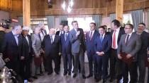 BEKİR BOZDAĞ - Milli Eğitim Bakanı Ziya Selçuk Yozgat'ta