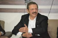 RıFAT HISARCıKLıOĞLU - TOBB Başkanı Rıfat Hisarcıklıoğlu Açıklaması