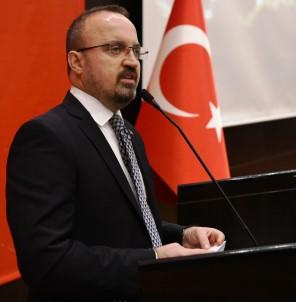 AK Parti Grup Başkan Vekili Turan'dan 29 Ekim Mesajı