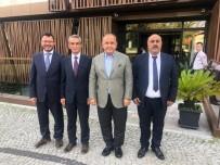 GÜNEYYURT - Hayırsever Vakıf, Karaman'da İki Beldeye Kültür Merkezi Yapacak