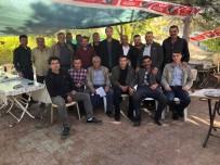 MUSTAFA ERDOĞAN - Hüyük'te Mahalle Muhtarları Başkanını Seçti
