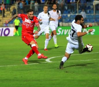 TFF 1. Lig Açıklaması Adana Demirspor Açıklaması 1 - Fatih Karagümrük Açıklaması 1