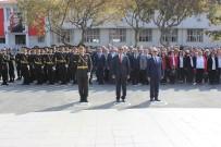 Gelibolu'da Cumhuriyet Bayramı Kutlamaları Kapsamında Çelenk Sunumu Gerçekleşti