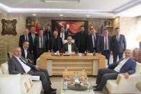 AYLİN NAZLIAKA - MKE Ankaragücü Yönetiminden Kongre Öncesi Mehmet Yiğiner'e Tam Destek