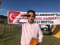 Şavşatlı Arıcılardan Barış Pınarı Harekatı'nda Görevli Mehmetçiğe Ballı Destek
