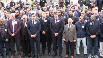 TBB Başkanı Metin Feyzioğlu Karaman'da Cenaze Törenine Katıldı
