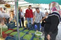 Zeytin Satıcıları Damlama Sulama Sisteminden Şikayetçi