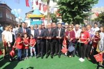HACı ÖZKAN - Akdeniz Belediyesinden Camişerif Mahallesine Yeni Park