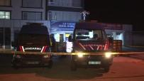 SES BOMBASI - Ankara'da Markete 'Ses Bombalı Saldırı' İddiası