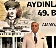 AMASYA TAMIMI - Aydınlar Ocakları 49. Büyük Şurası Yapıldı