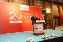 BALKAN SAVAŞLARI - Bursa'da Cumhuriyet Bayramı Resepsiyonu