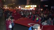 ÇANAKKALE BELEDİYESİ - Çanakkale'de Coşkulu Fener Alayı