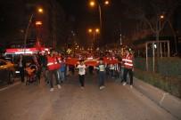 ÇANKIRI VALİSİ - Çankırı'da 29 Ekim Fener Alayı Düzenlendi