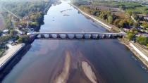 MERİÇ KÖPRÜSÜ - Meriç Köprüsü Araç Trafiğine Açıldı
