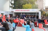 ÖMER FETHI GÜRER - Niğde'de Cumhuriyet Bayramı Kutlamaları Yapıldı