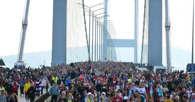 Vodafone 41'İnci İstanbul Maratonu'nda Koşmak İçin Son Fırsat