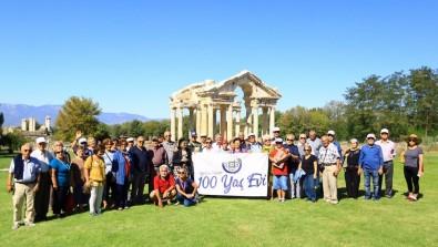 100 Yaş Evi Sakinlerine Kültür Turu
