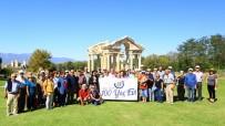 APOLLON TAPINAĞI - 100 Yaş Evi Sakinlerine Kültür Turu