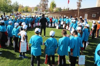 Elazığ'da Sağlık İçin Yürüyüş Etkinliği