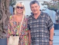 HÜKÜMDAR - Gülenay Kalkan'dan eşi Tarık Ünlüoğlu'na veda!