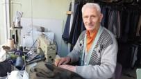 60 Yıllık Terzi Ahmet Özdemir 'İşleyen Demir Pas Tutmaz'