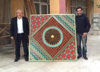 RÜSTEM PAŞA - Ahşap Tavan Motifleri Sanatı Osmaneli'nde Hayat Buldu
